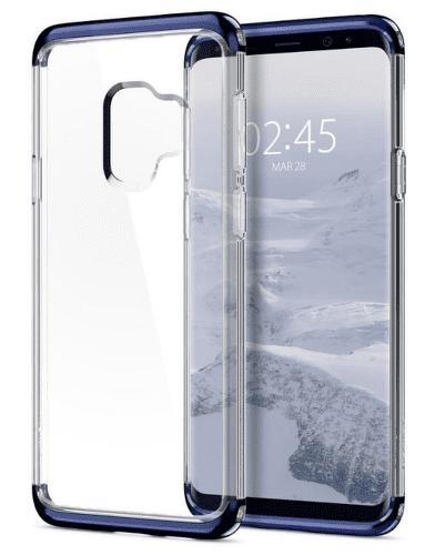 Spigen Neo Hybrid Crystal pouzdro pro Samsung Galaxy S9, modré