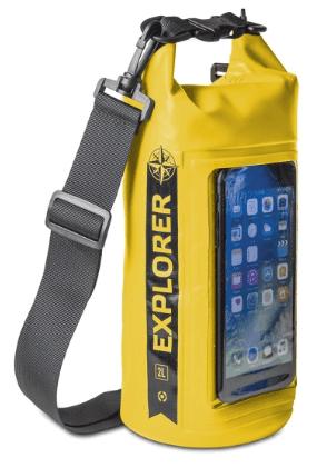 Celly Explorer 2L vak s kapsou, žlutá