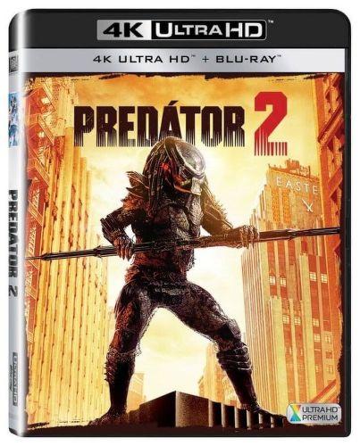 Predátor 2 - Blu-ray + 4K UHD film