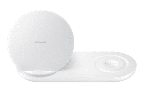 Samsung Wireless Charger Duo, bílý