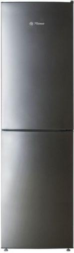 ROMO RCA338TA++, antracitová kombinovaná chladnička