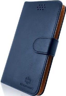Redpoint univerzální flipové pouzdro 4XL, modrá