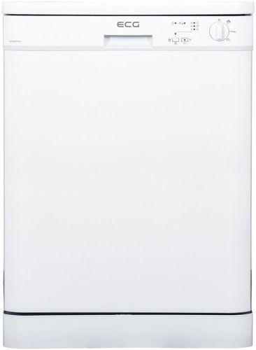 ECG EDF 6023 WA++, bílá myčka nádobí