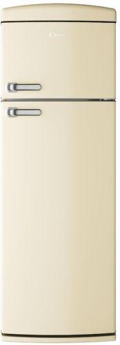 Candy CVRDS 6174WH, bílá kombinovaná chladnička