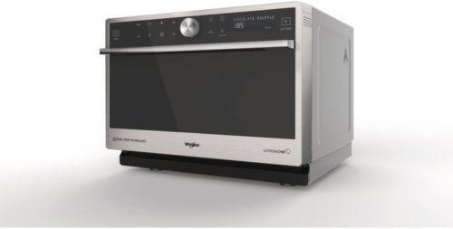 Whirlpool MWP 3391 SX, Mikrovlnná trouba