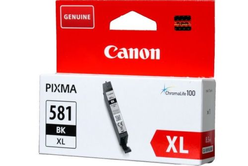 Canon INK CLI-581XL BK BL SEC černá