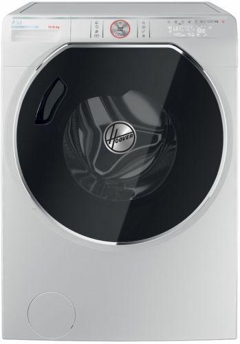 HOOVER AWDPD 4138LH/1-S, bílá smart pračka se sušičkou