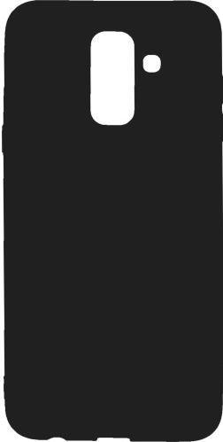 Mobilnet gumové pouzdro pro Samsung Galaxy A6+, černé