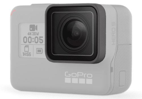 GoPro skleněný kryt čočky objektivu, černý