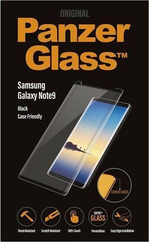 PanzerGlass ochranné sklo pro Samsung Galaxy Note 9, černé