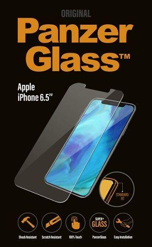 PanzerGlass ochranné sklo pro Apple iPhone Xs Max, transparentní