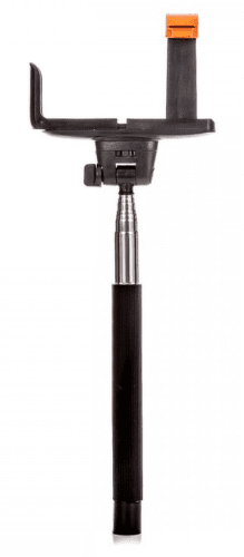 Madman Bluetooth Selfie tyč Deluxe 100 cm, černá