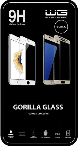 Winner ochranné tvrzené sklo Samsung Galaxy A7 (2018) 3D černé