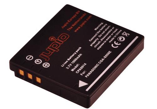 Jupio DMW-BCE10, Náhradní baterie