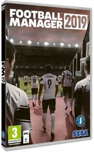 Football Manager 2019 - PC hra