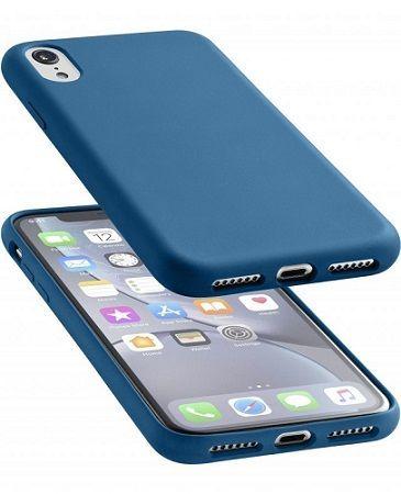 Cellularline Sensation pouzdro pro Apple iPhone Xr, modrá