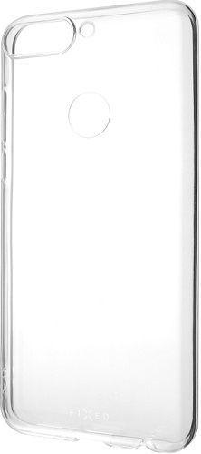 Fixed TPU gelové pouzdro pro Huawei Y7 Prime 2018, transparentní