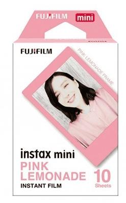 Fujifilm Instax Mini film 10 ks, růžová