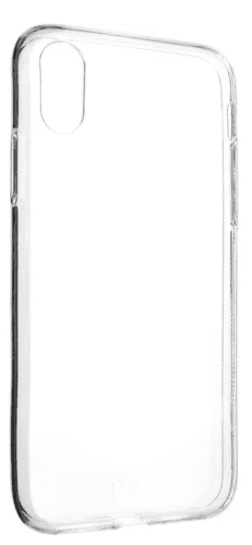 Fixed Skin pouzdro pro Apple iPhone X/Xs, transparentní