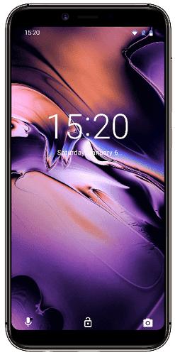 Umidigi A3 Dual SIM zlatý