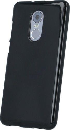 Silikonové pouzdro myPhone pro myPhone Prime 18x9, černá