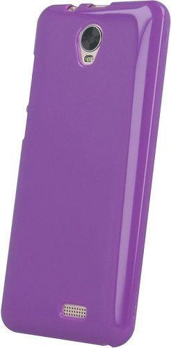 Silikonové pouzdro myPhone pro myPhone Fun 18x9, fialová