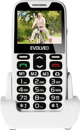 Evolveo EasyPhone XD bílý