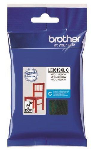 Brother LC-3619XLC modrá