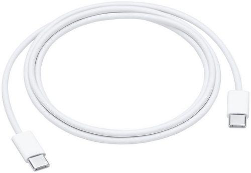 Apple USB-C - USB-C kabel 1m, bílá