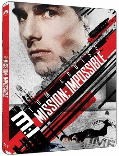 Mission: Impossible (Steelbook) - Blu-ray + 4K UHD film
