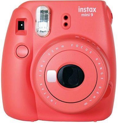 Fujifilm Instax Mini 9 červený