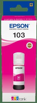 Epson 103 Magenta C13T00S34A purpurová
