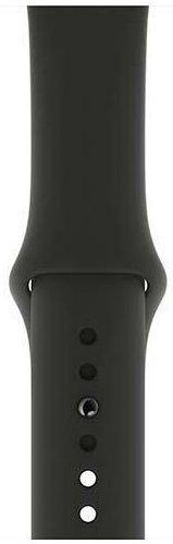 Apple Watch 44 mm sportovní řemínek, černá