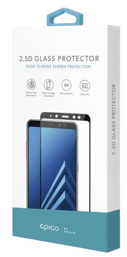 Epico 2,5D tvrzené sklo pro Xiaomi Redmi Note 5, černá