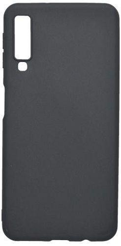 Mobilnet gumové pouzdro pro Samsung Galaxy A7 2018, matná černá