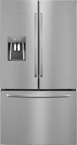 ELECTROLUX EN6086JOX,stříbrná americká chladnička
