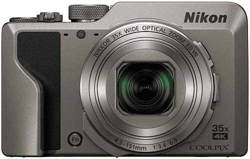 Nikon Coolpix A1000 stříbrný