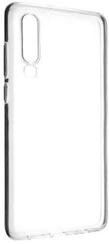 Fixed TPU gelové pouzdro pro Huawei P30, transparentní