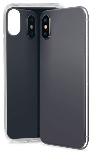SBS Glue TPU pouzdro pro Apple iPhone X/Xs, černá