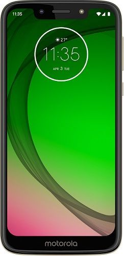 Motorola Moto G7 Play zlatý