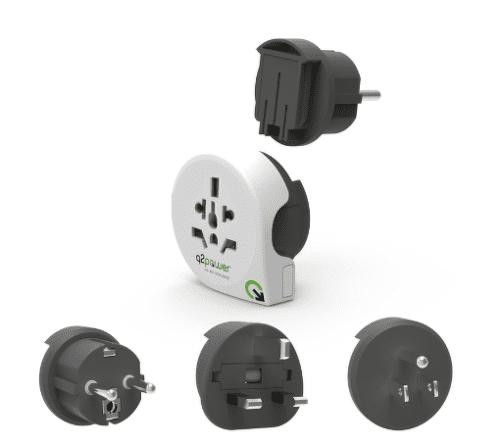 Q2 Power Qplux World 3in1
