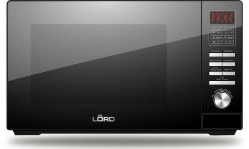 LORD M3, černá mikrovlnná trouba