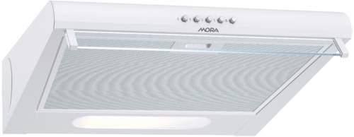 MORA OP 540 W, bílý podskříňkový odsavač par