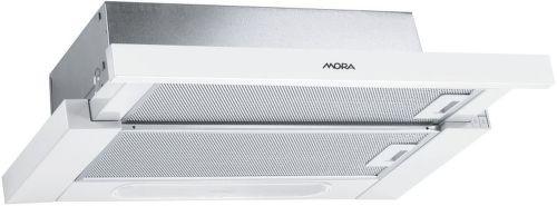 MORA OT 651 W, bílý vestavný odsavač par