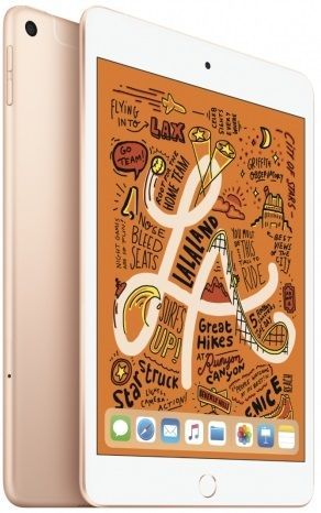Apple iPad mini 256GB Cellular (2019) zlatý