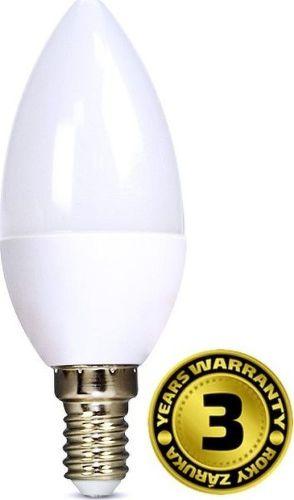 SOLIGHT WZ428 8W E14, LED žárovka