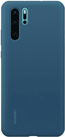 Huawei silikonové pouzdro pro Huawei P30 Pro, modrá