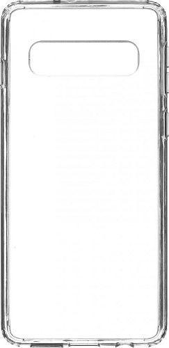 Winner Comfort TPU pouzdro pro Samsung Galaxy S10, transparentní
