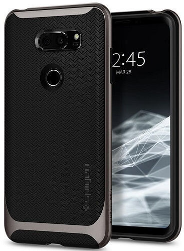 Spigen Neo Hybrid pouzdro pro LG V30, černá