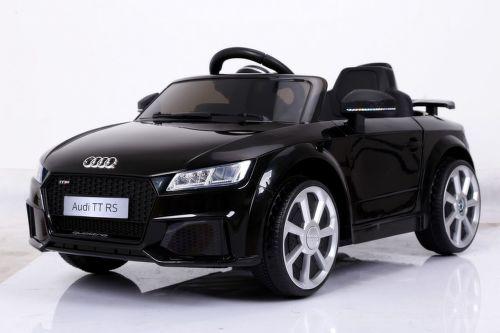ELJET Audi RS TT Black, Dětské autíčko